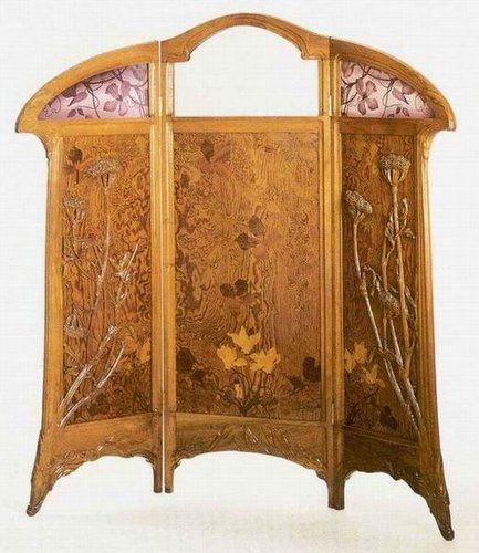 Jacques Gruber Meubles Art Nouveau Mobilier Art Deco Art Victorien