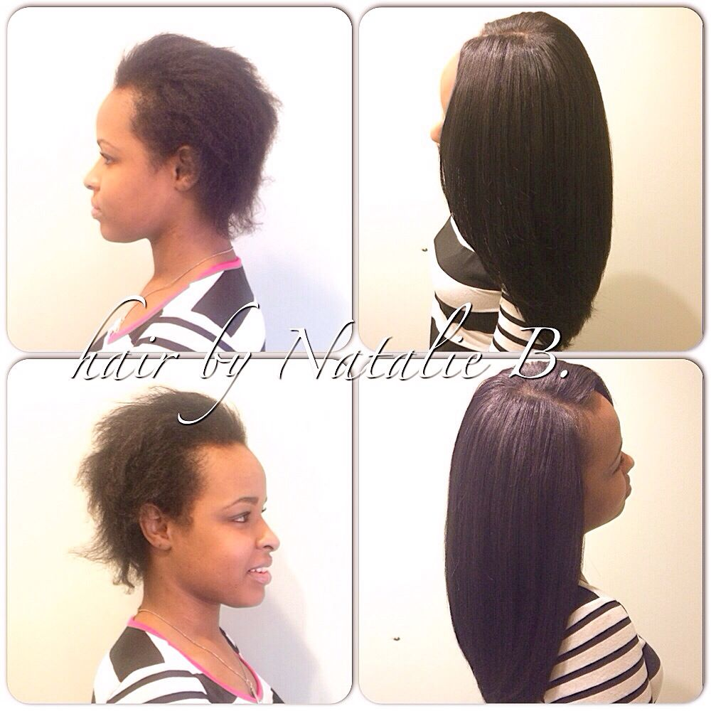 Tired of bulky sew-ins? I create my signature flawless sew-in hair ...