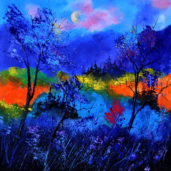 Beautiful Oil Paintings By Pol Ledent Prints also available on various surfaces. #originalcustomart #origcustomART #sellmyart #sellyourart #artprints #canvasart #canvasartprints #canvasprints #posterprints #posters #uniqueart #customart #Pol Ledent #AbstractArt #AbstractPainting #Botanical #floralart #Botanicalart #Landscapes #landscapeart