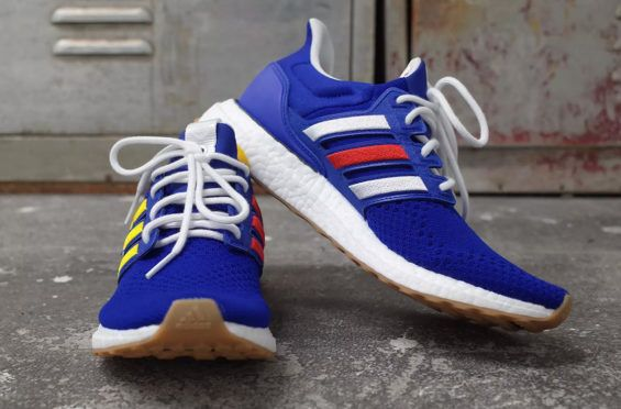 769cb2749 Closer Look At The Engineered Garments x adidas Ultra Boost There s a new Ultra  Boost collaboration