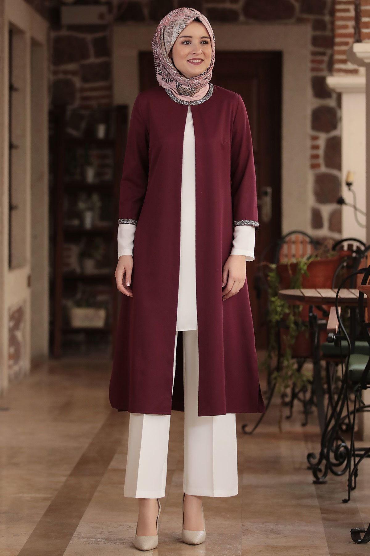 Kadin Tesettur Takim Trendyol Da En Cok Satan Top 10 2020 Islami Moda Kadin Giyim