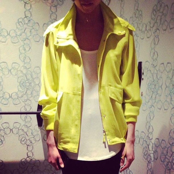 T.Babaton Jordan Jacket