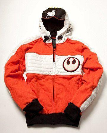 Star Wars X Wing Pilot Costume Jacket