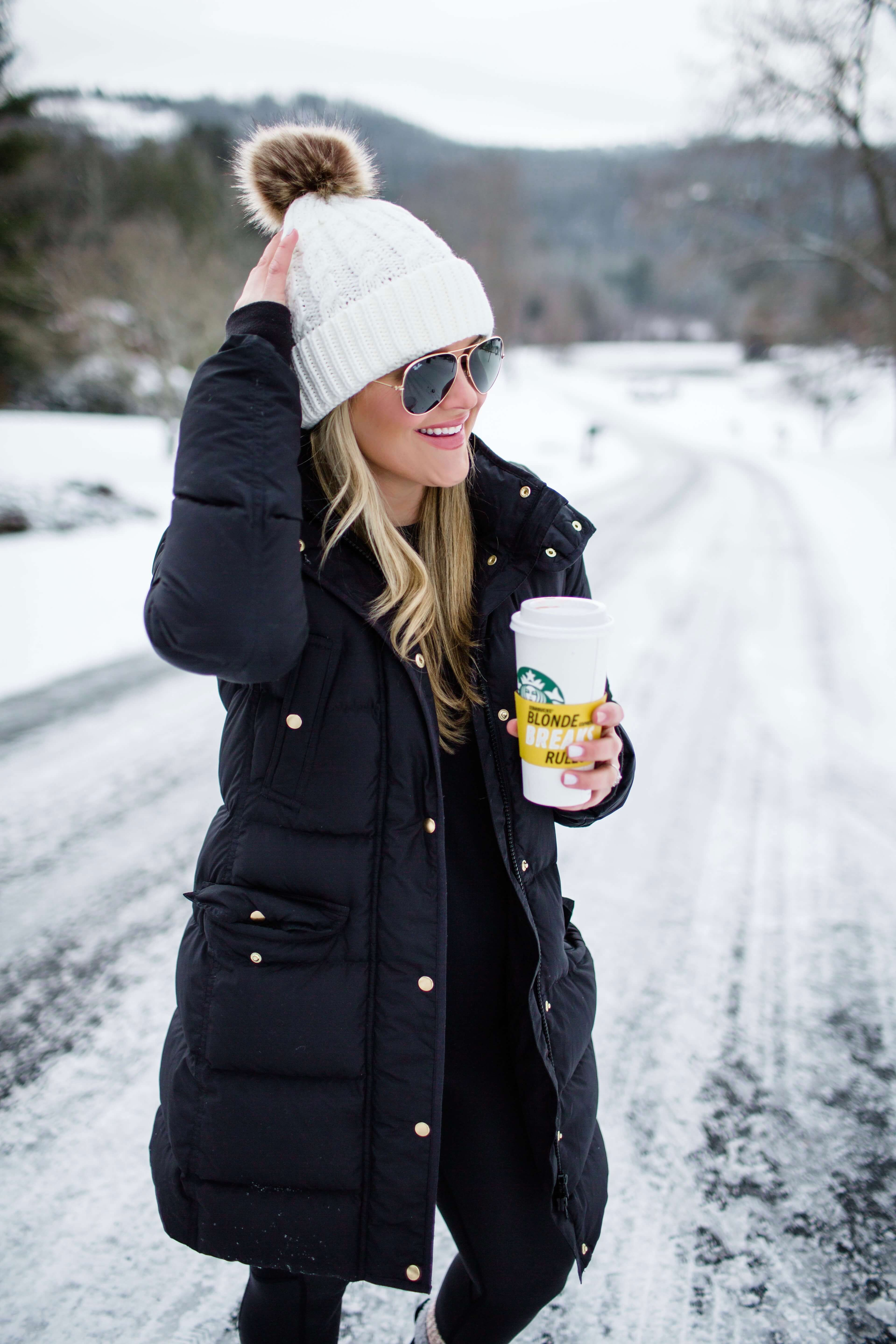 Cristin Cooper | Snow day outfit, Winter fashion outfits