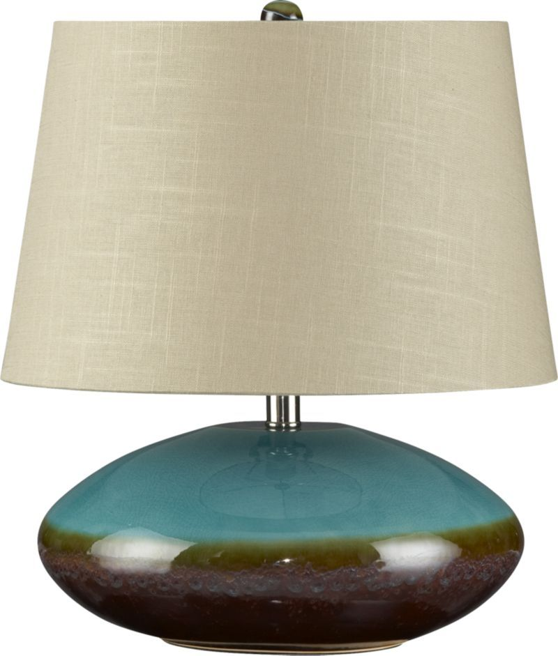Cb kelton table lamp a rounded beauty for a retro scheme perhaps find