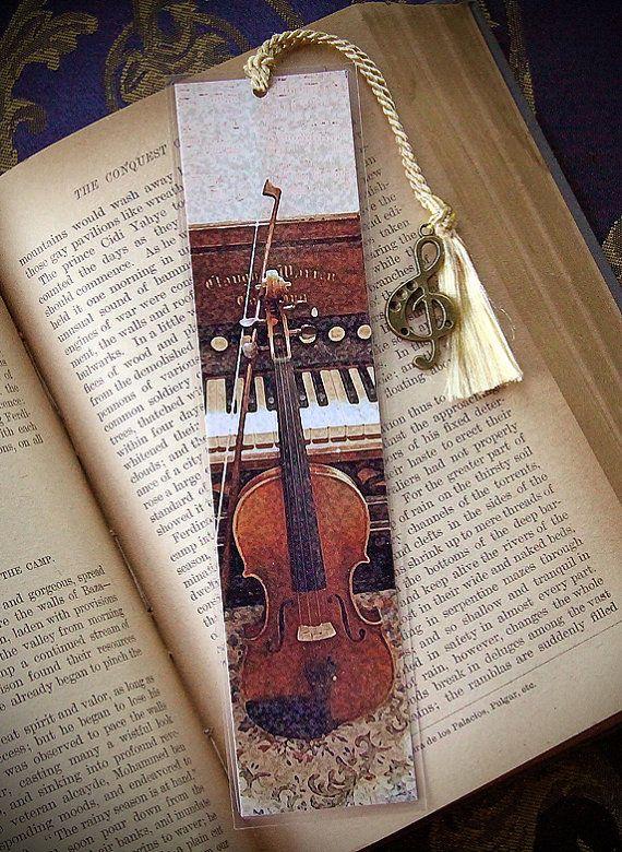 Concerto Masterpiece Violin Piano Organ Fine Art Laminated Etsy Bookmarks Handmade Bookmark Gifts Frog Art
