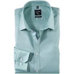 Olymp No. Six shirt, super slim, urban kent, green, 38 olympymp -  Olymp No. Six shirt, super slim,...
