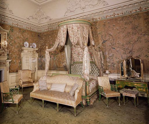 Chippendale Schlafzimmer ~ 53 best chatsworth images on pinterest chatsworth house house