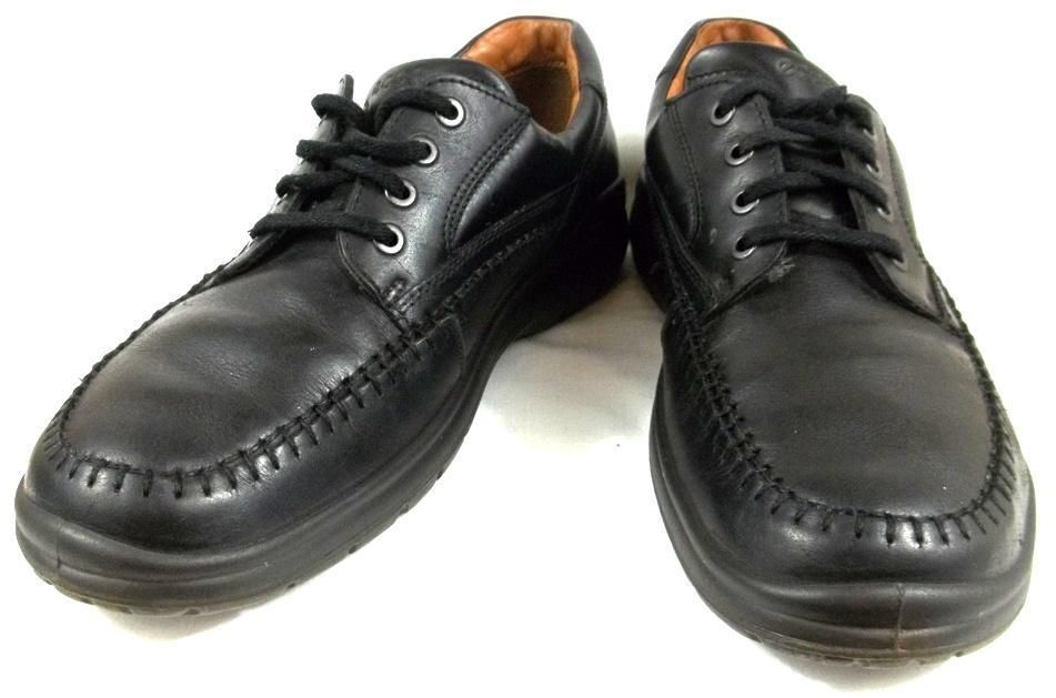 ecco lace up shoes