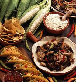 Food of mexico mexican christmas food mexican christmas and mexicans tis is not authentic mexican food maybe is tex mex we never use corn shells for tacos we use corn or wheat tortillas forumfinder Images
