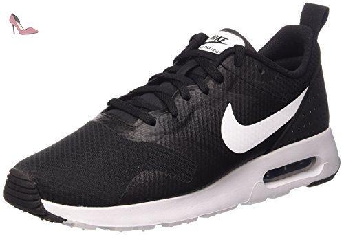 100% authentic 5bd7e f42e5 Nike Air Max Tavas, Chaussures Multisport Outdoor Homme, Noir (BlackWhite