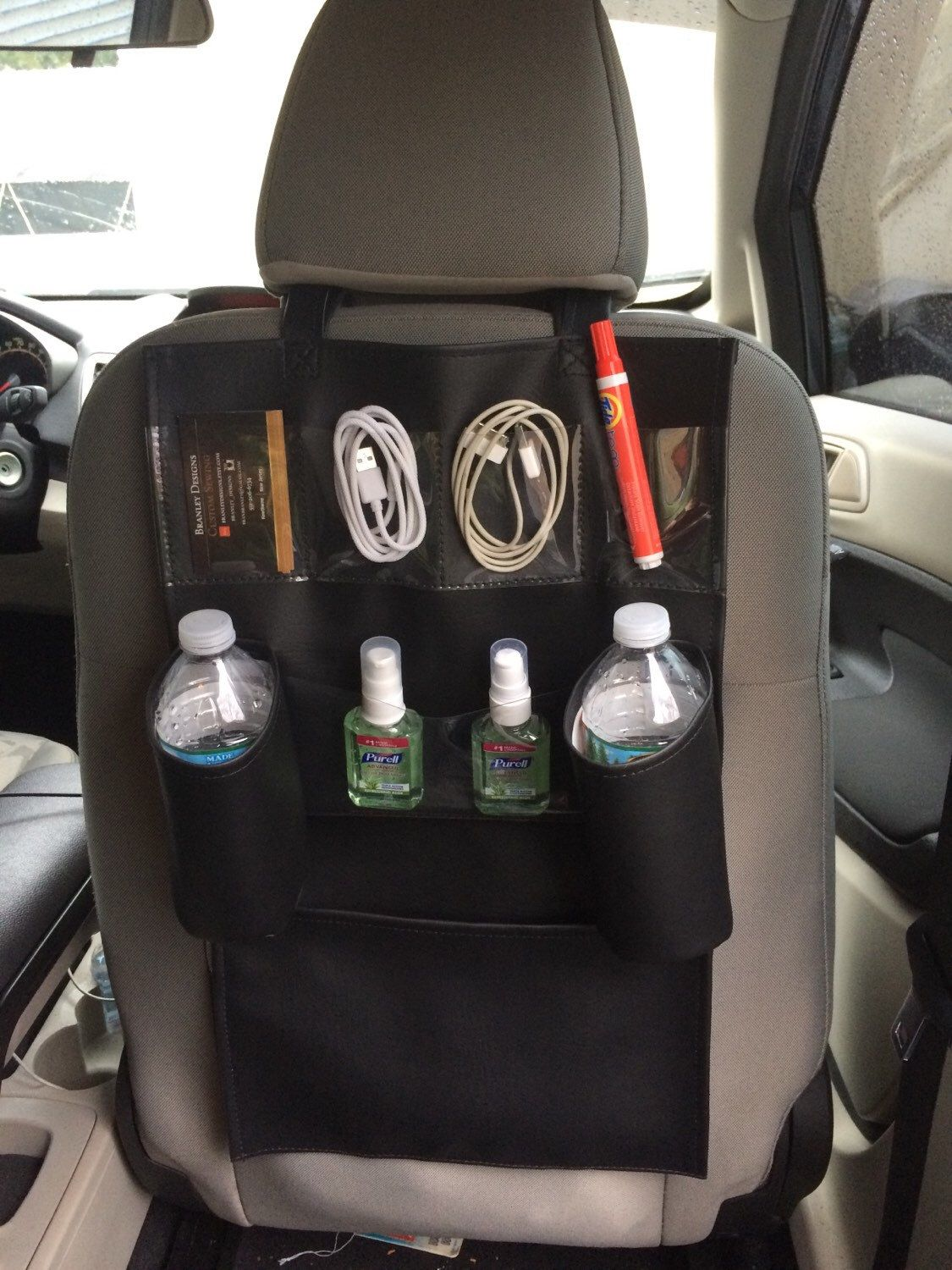 Uber Seat Back Organizer By Branleydesigns On Etsy Https Www