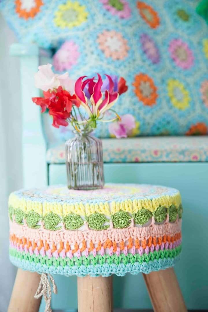 Krukhoesje Uit Alles Is Haken Home Van Saskia Laan A Crochet Y 2