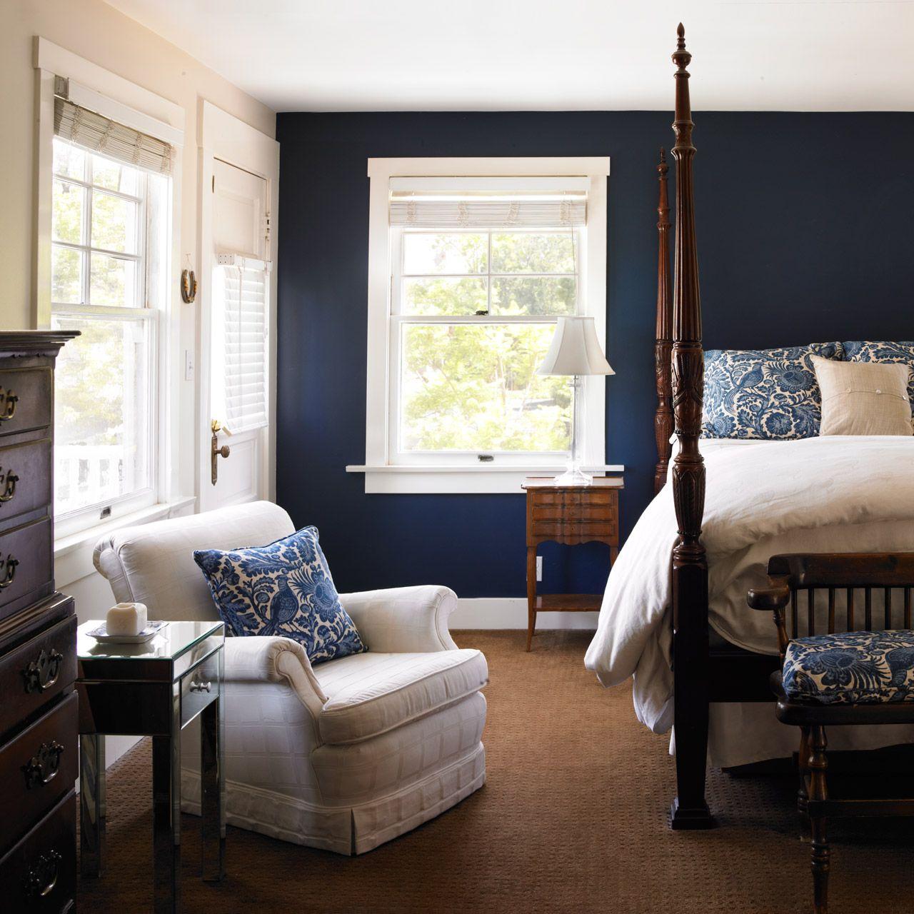 Dunn-Edwards Paints Paint Colors: Walls: Blue Earth DE5853
