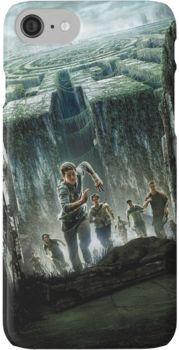 The Maze Runner Poster Iphone Case Cover Maze Runner Movie