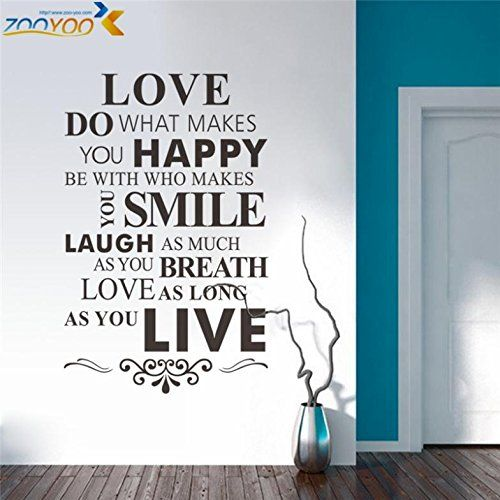 FairyTeller We Are Family Wall Art Home Decoration Creative Quote Wall Decals Zooyoo8083 Diy Adesivo De Parede Removable Vinyl Wall Stickers -- Click on the image for additional details.