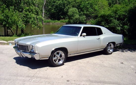 1969 Chevy Monte Carlo Bing Images Chevy Dream Cars