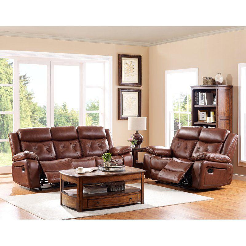 Casto Reclining Living Room Set Living Room Sets Wayfair Living Room Sets Living Room Leather