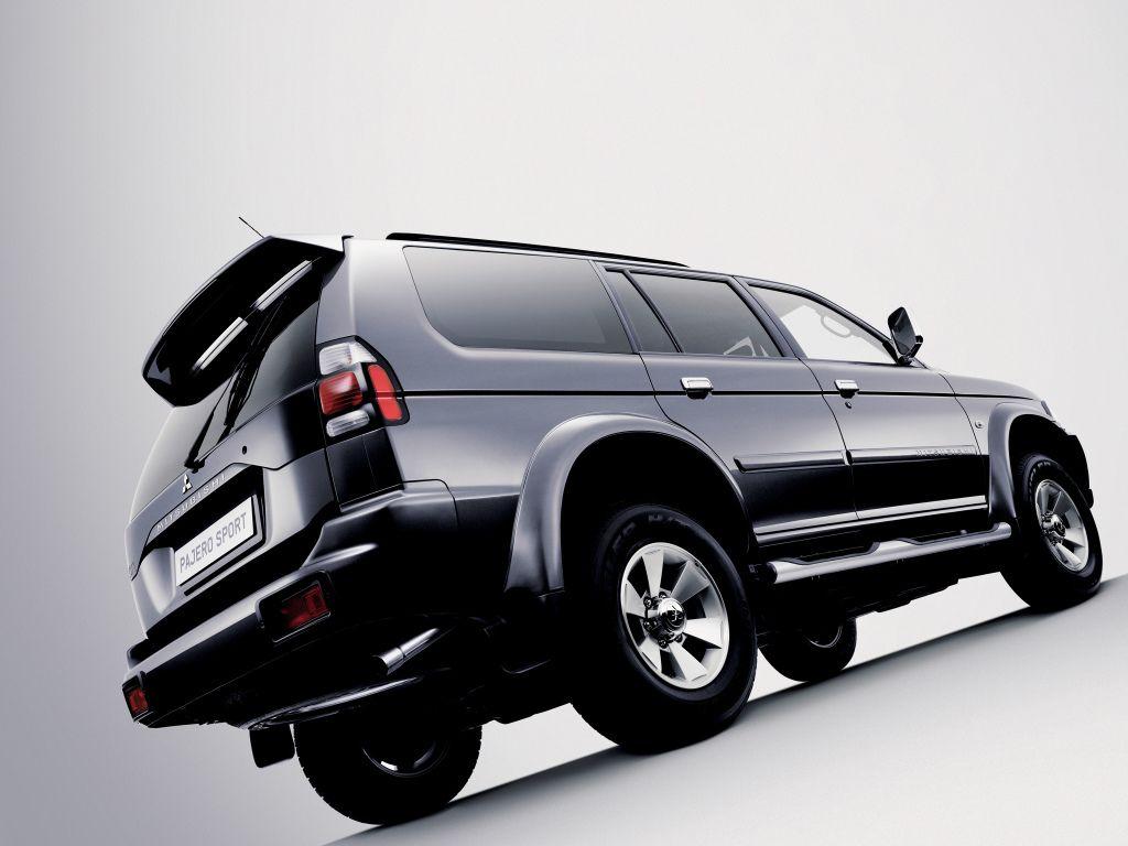 Mitsubishi Pajero Sport U00272005u201308