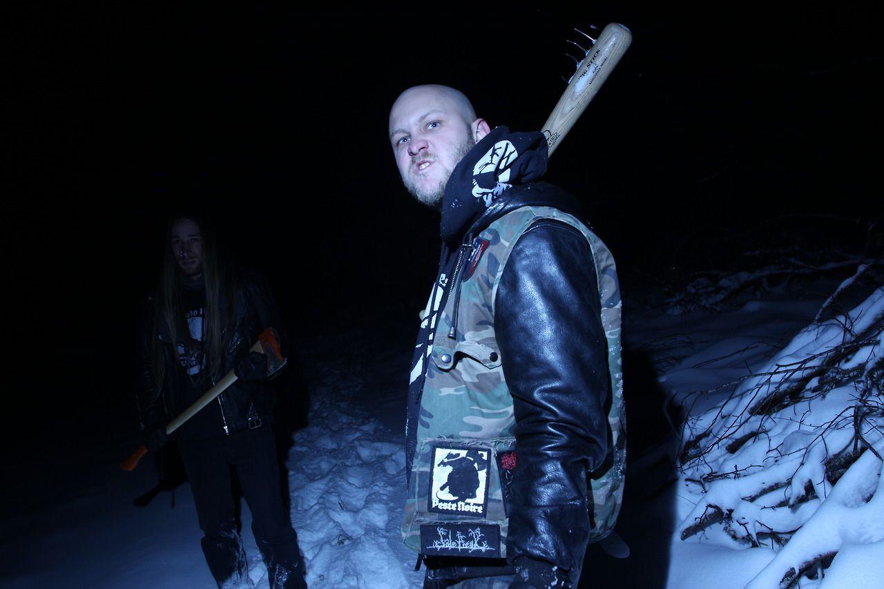 Epingle Sur French Black Metal