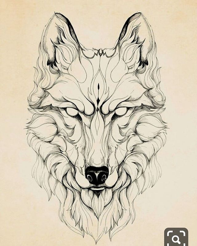 Liveforart Wayofthewarrior Geometric Wolf Tattoo Geometric Wolf Wolf Tattoo Design