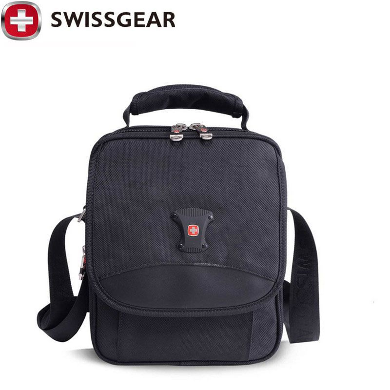 88b168cda7 New Brand SWISSGEAR Waterproof For ipad Shoulder Bags Portable Men and Women  Laptop Messenger Business Bag