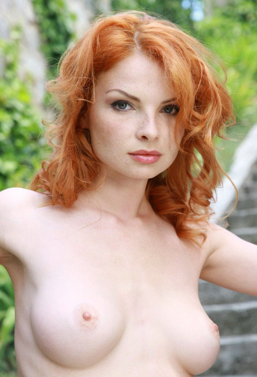 Agree, redhead freckle pale girls well possible!
