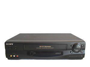 Porter Electronics - Sony SLV-N55 4-Head Hi-Fi VCR, $129.99 (http://www.porterelectronics.com/sony-slv-n55-4-head-hi-fi-vcr/)