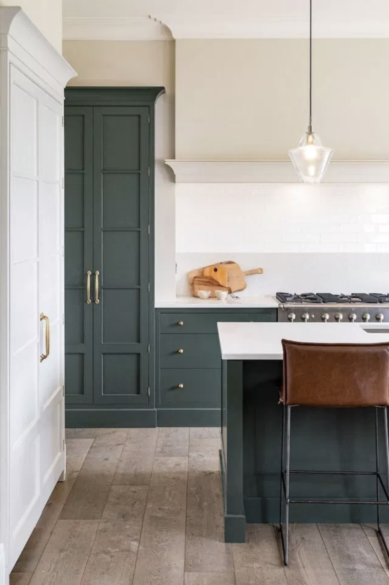 The Best Kitchen Paint Colors In 2019 Green Kitchen Cabinets