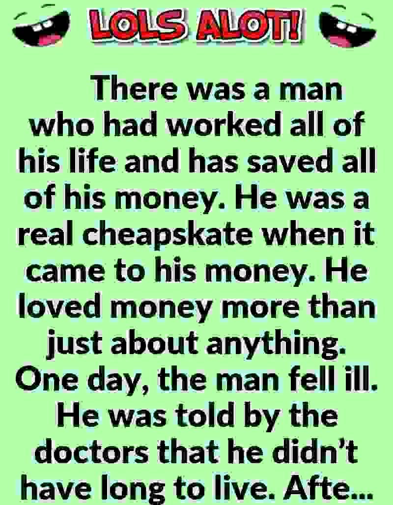 Joke Of The Day Old Widow S Brilliant Revenge Is Ingenious