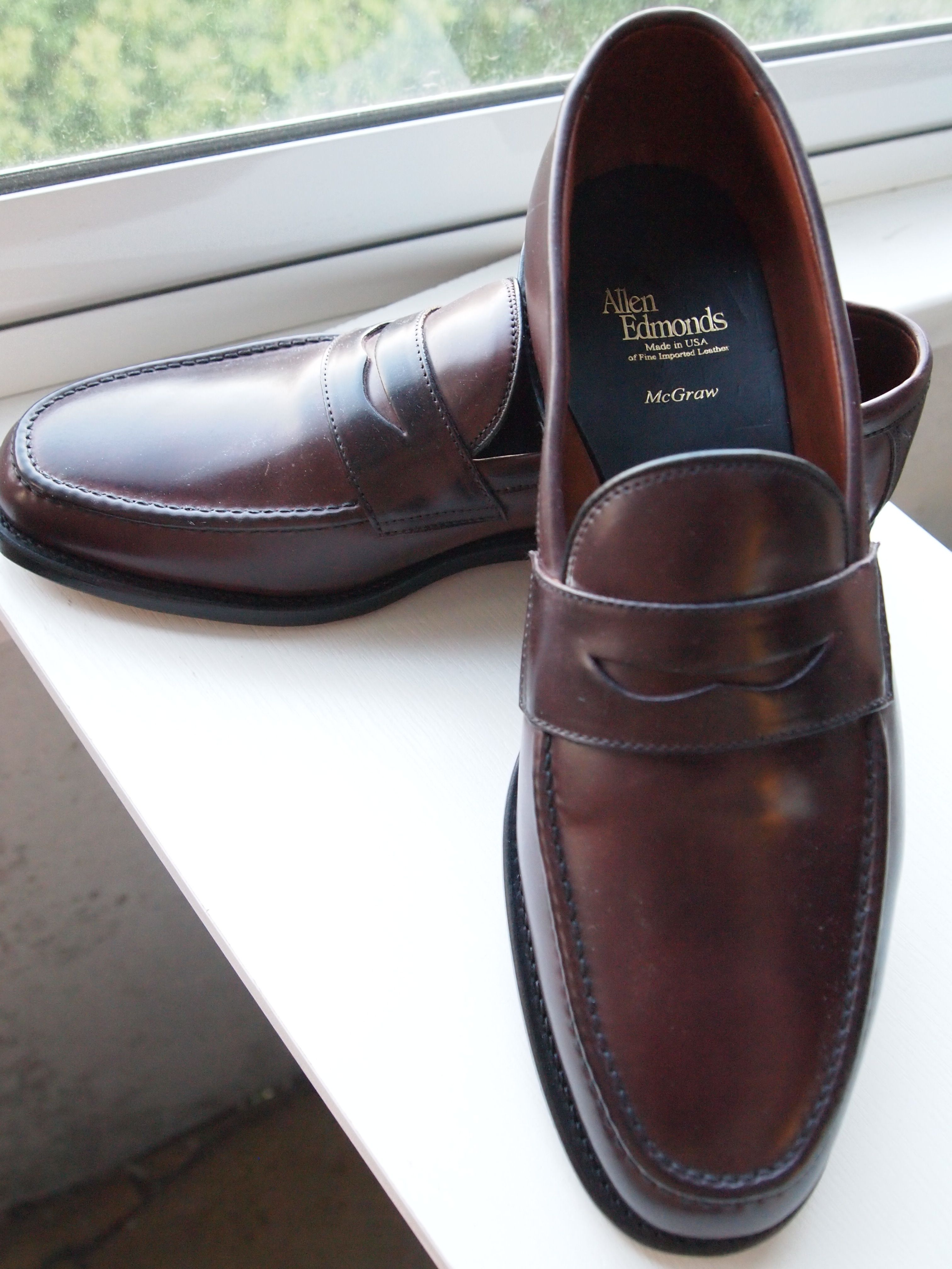 8b89f4ea5f8 Allen Edmonds McGraw