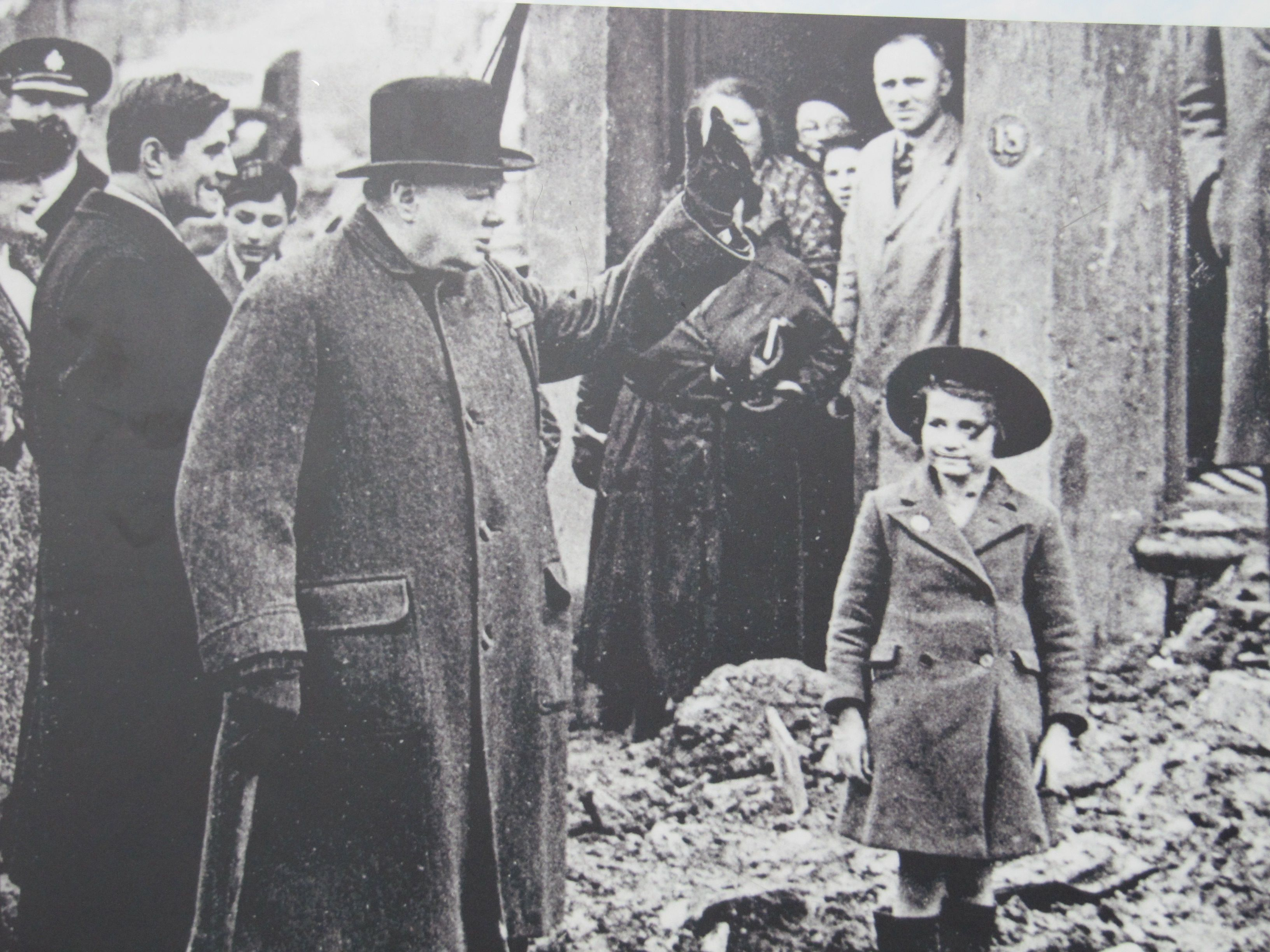 17 best images about winston churchill franklin winston churchill in the aftermath of the london blitz wwii