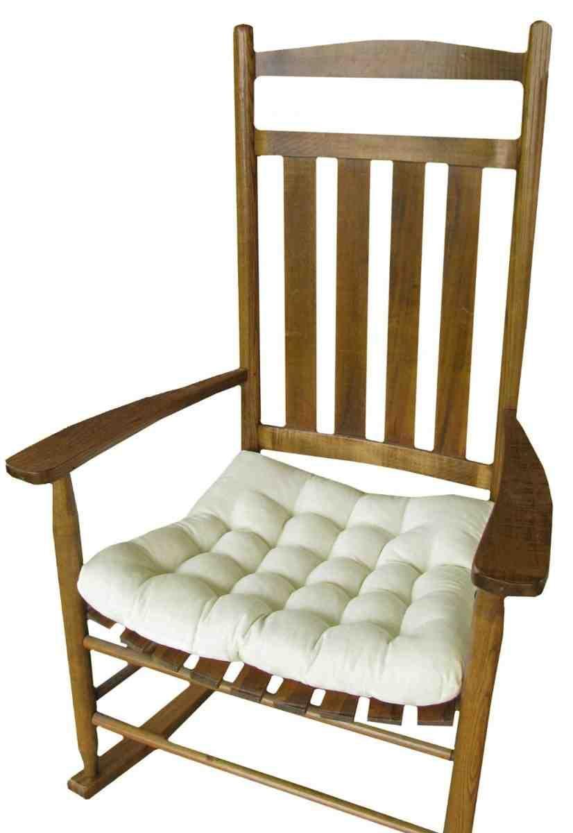 Jumbo Rocking Chair Cushions Best Rocking Chair Cushions Rocking