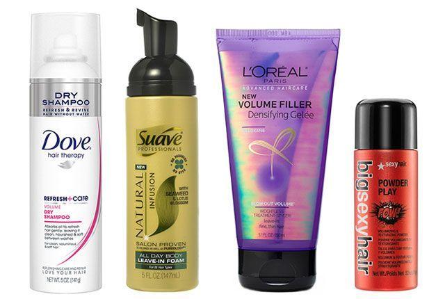 10 Volumizing Hair Products Under 20 Volume Hair Best Volumizing Hair Products Hair Care