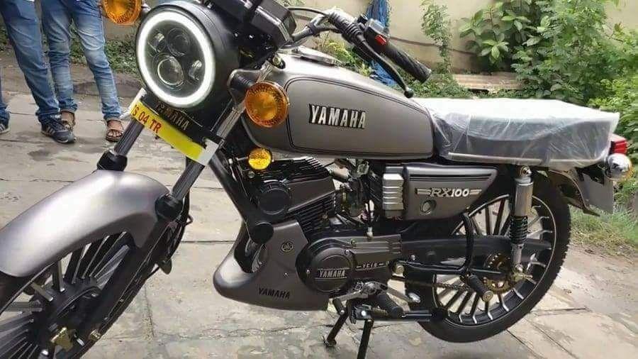 Motos Image By Danny S Flores Velazquez Yamaha Rx100