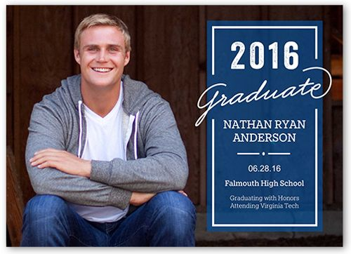 Perfect College Graduation Announcements Wording Guide GRADUATION