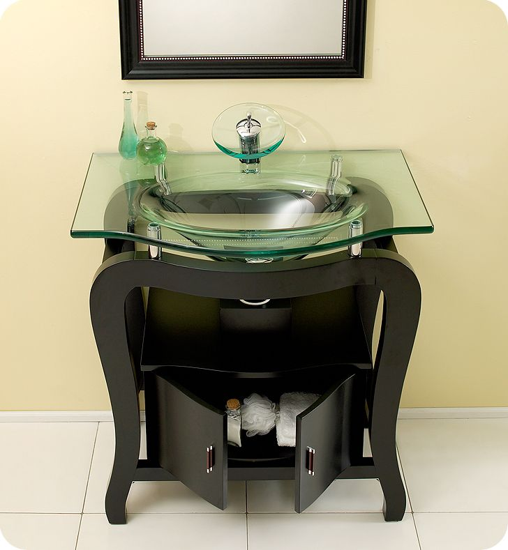 Design A Bathroom Vanity Online Extraordinary Fresca Grazioso Espresso Modern Bathroom Cabinet  Interiordesign Review