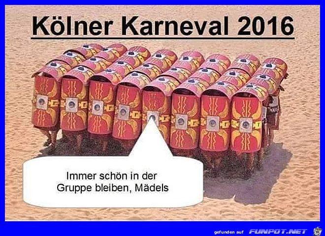 funpot: Karneval Köln 2016.jpg von Nogula