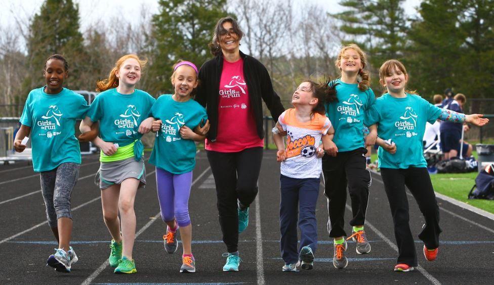 Girls on the run! Ymca, Girl, Soccer field