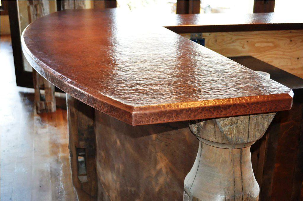 Hammered Copper Countertops Amazing Textures Copper