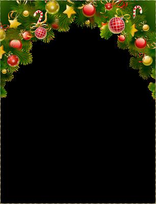 Imagenes Navidenas Y Mas Marcos Para Fotos Png Sin Fondo Free Christmas Borders Christmas Frames Christmas Border