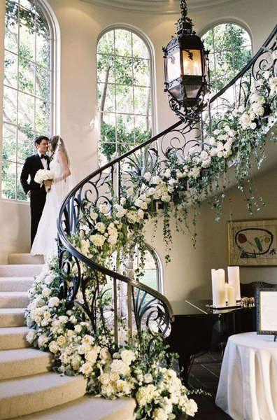 Treppen Bei Ihrer Hochzeit Entdecken Sie Diese Unglaublich Schonen