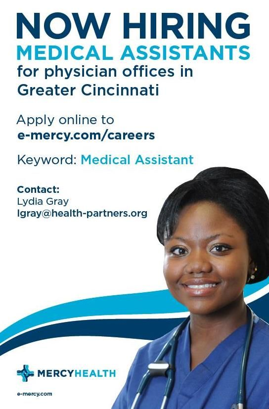 JobOpenings We are now hiring for Medical Assistants. To apply and ...