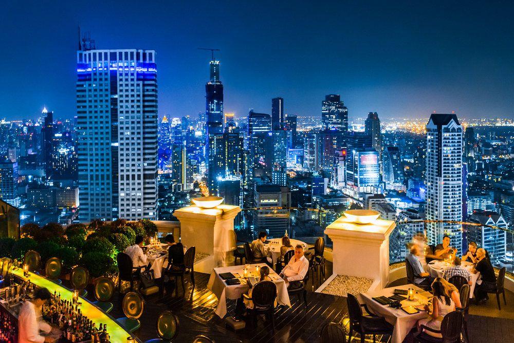 The 5 Best Rooftop Bars In Bangkok Thailand Best Rooftop Bars Rooftop Bar Bangkok Best Rooftop Bar Bangkok