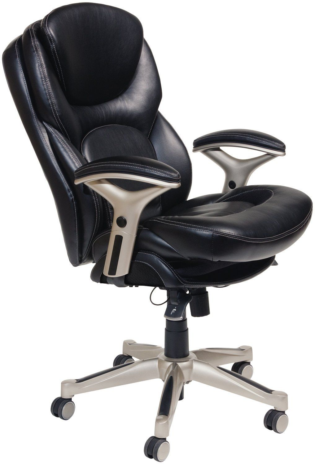 Comfortable office chairs for bad backs country home office