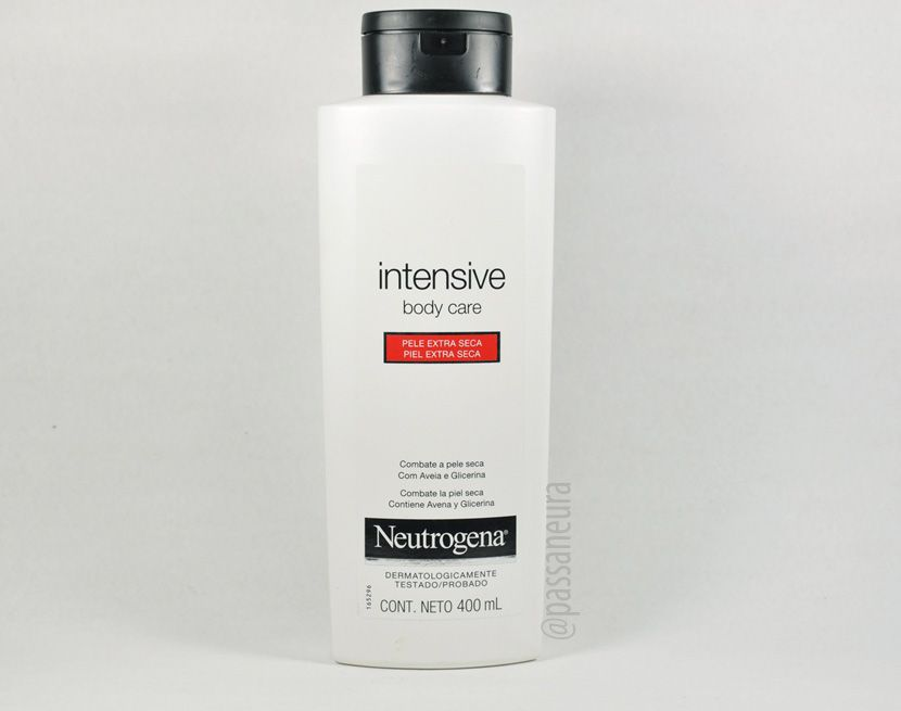 hidratante corporal intensivo neutrogena norwegian resenha