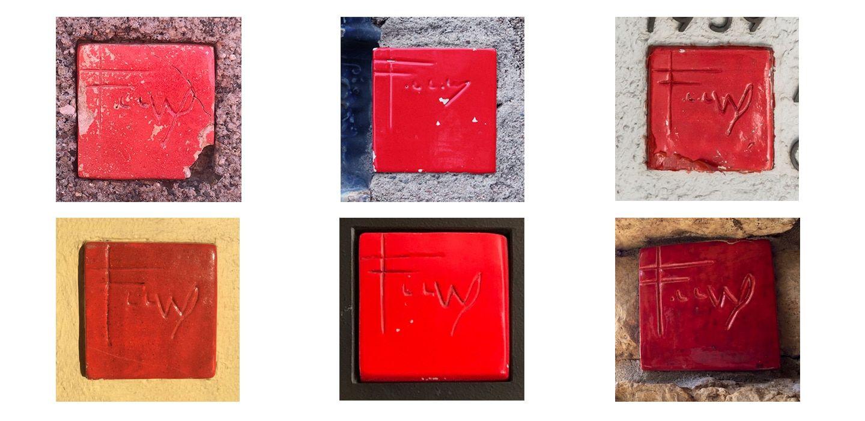 10++ Frank lloyd wright red tile ideas in 2021