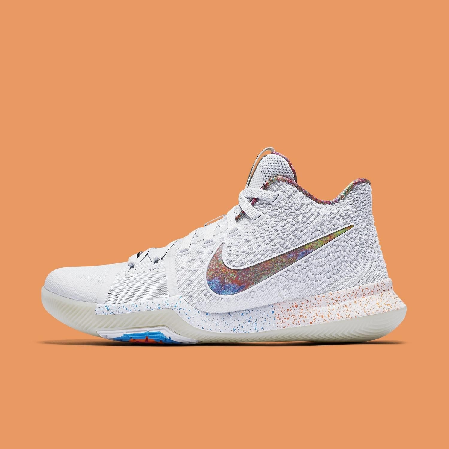 1621140ba4de2 Nike just released images of their new EYBL Kyrie 3s and PG1s