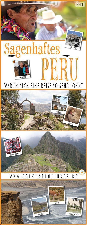 Sagenhaftes Peru - Warum sich eine Reise so sehr lohnt #bestplacesinportugal