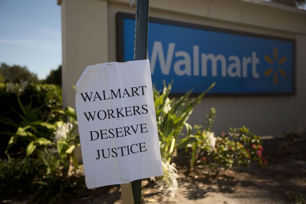 Walmart Promised To Stop Punishing Pregnant Workers. So Why Did These Pregnant Workers Get Fired? | ThinkProgress